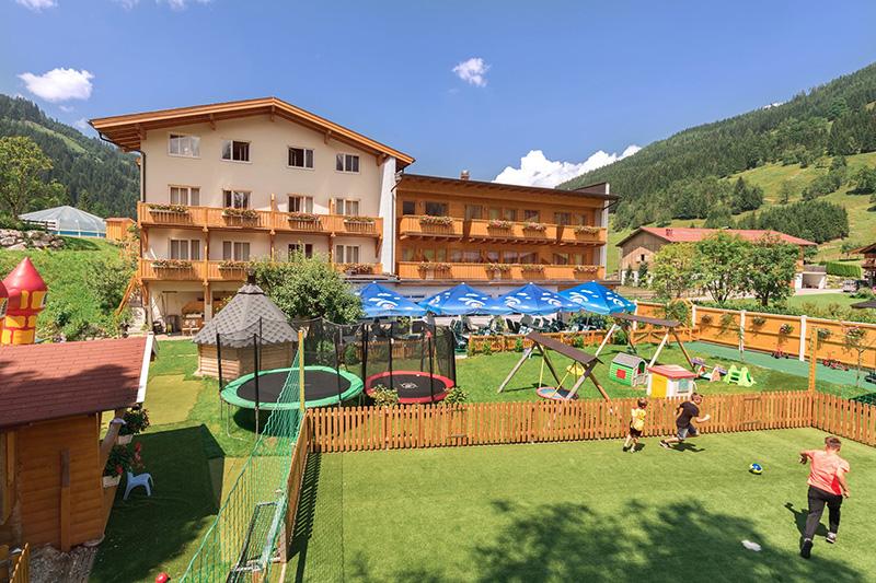 Sommerurlaub im Familienhotel Botenwirt