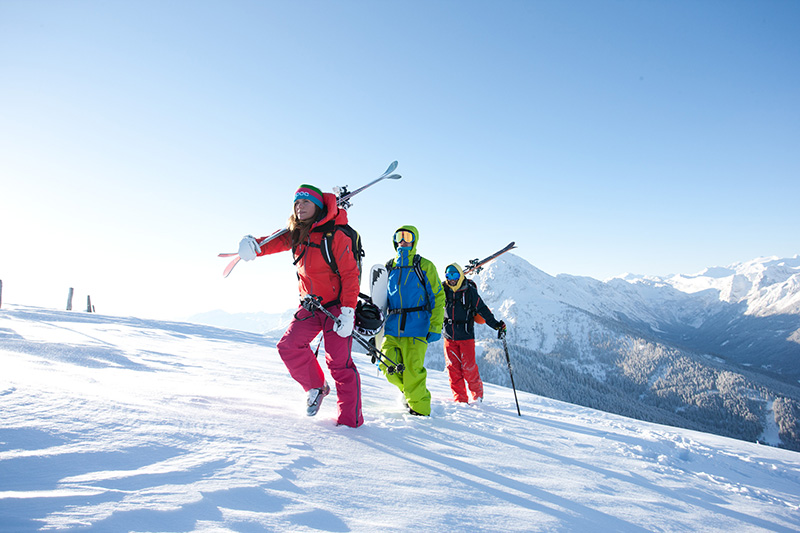 Skiurlaub im Familienhotel Botenwirt