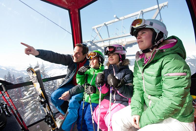 Skiurlaub in Kleinarl/ Ski amadé