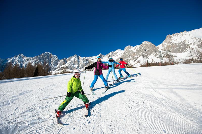 Skischaukel Kleinarl-Flachauwinkl-Zauchensee