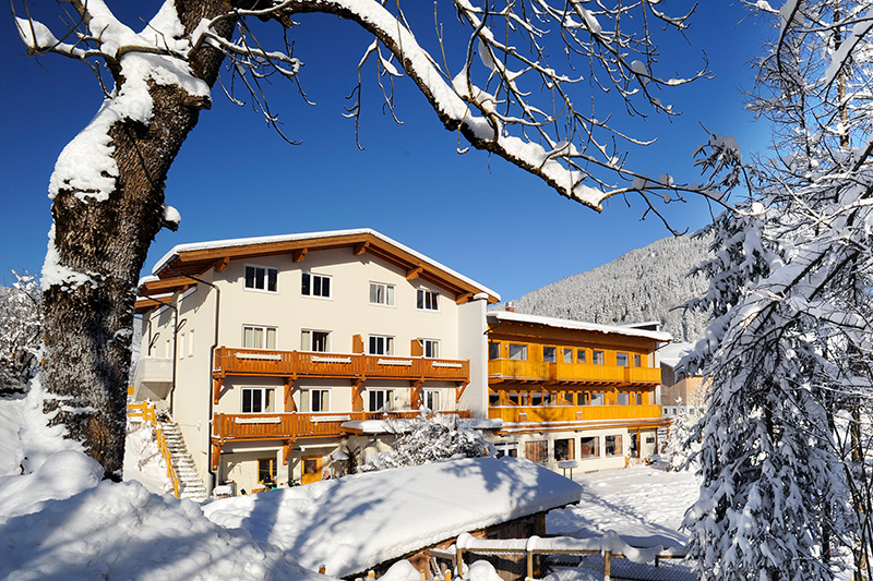 Winterurlaub im Familienhotel Botenwirt