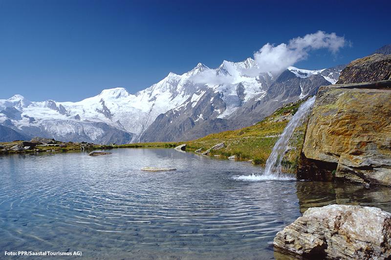 Der Kreuzboden - eines der schönsten Wanderparadiese der Schweiz