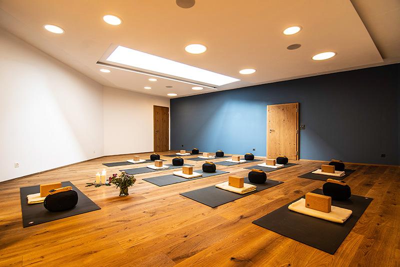 Das Bristol Yoga House - ein Refugium für Yoga, Pilates, Meditation und Selbstentwicklung in Saas-Fee