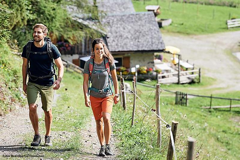 Wandern in Bürserberg