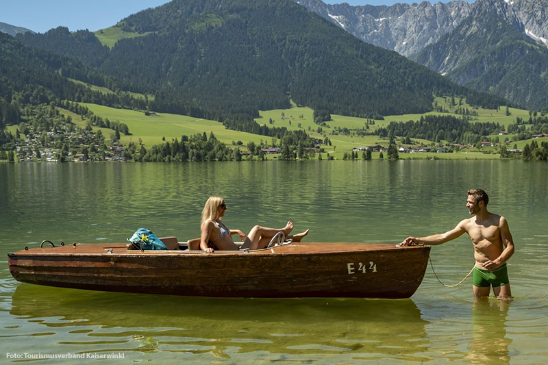 Badeurlaub in Tirol