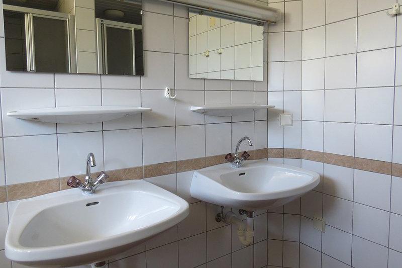 Sanitäranlage Camping Seespitz