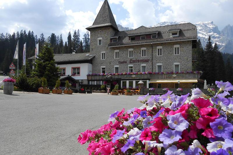 Castel Latemar Sommerurlaub