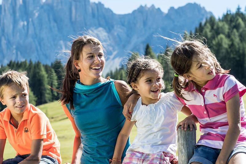 Familiensommer in den Bergen: Die Dolomiten erleben