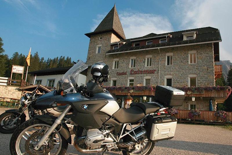 Ihr Motorradhotel in den Dolomiten