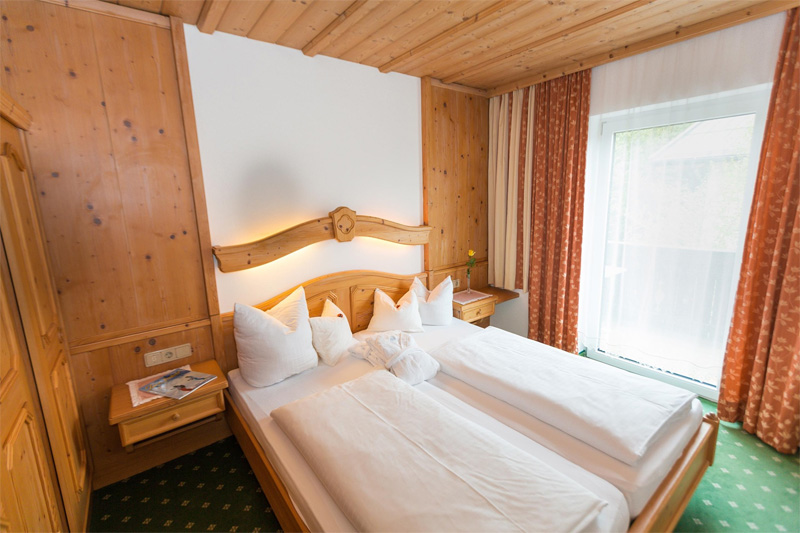 Gemütliche Zimmer-, Appartements und Ferienwohnungen