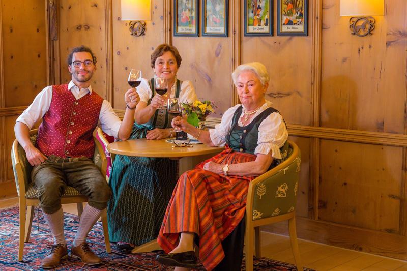 Deine Gastgeber Familie Köstinger-Marthe