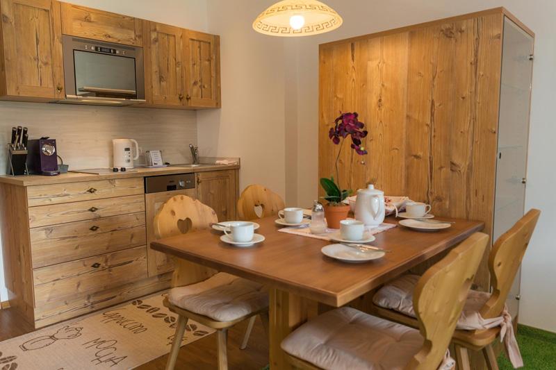 Junior-Suite mit Küche
