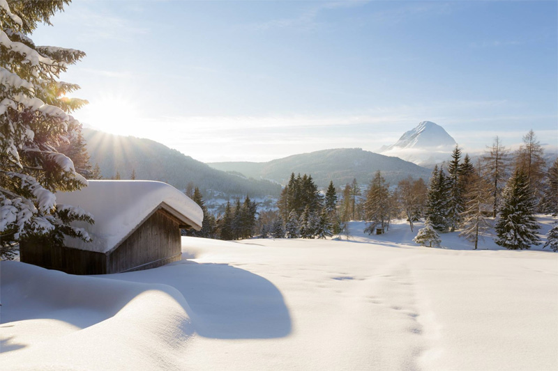 Romantischer Winterurlaub in Seefeld