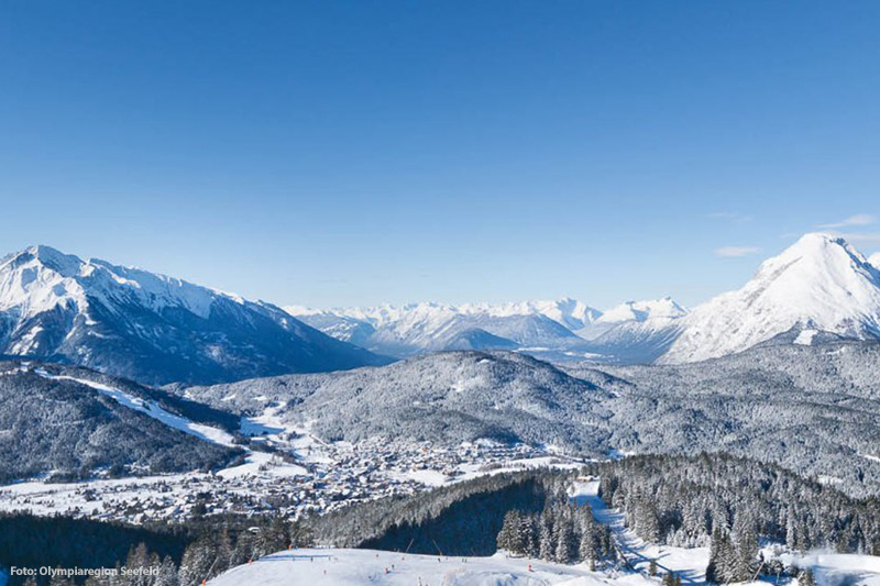 Urlaub im Herzen der Tiroler Berglandschaft: Seefeld in Tirol