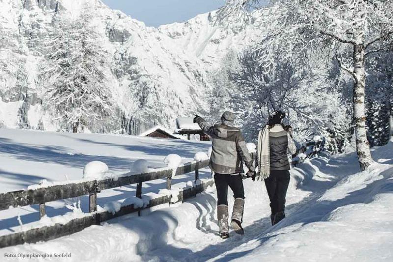 Winterwandern - Idyllische Erlebnisse im Schnee