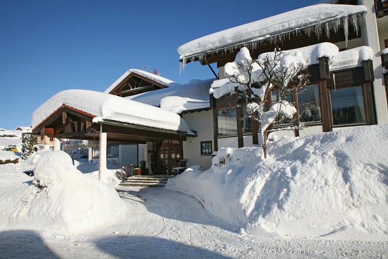 Winterurlaub im Concordia Wellnesshotel & SPA im Allgäu
