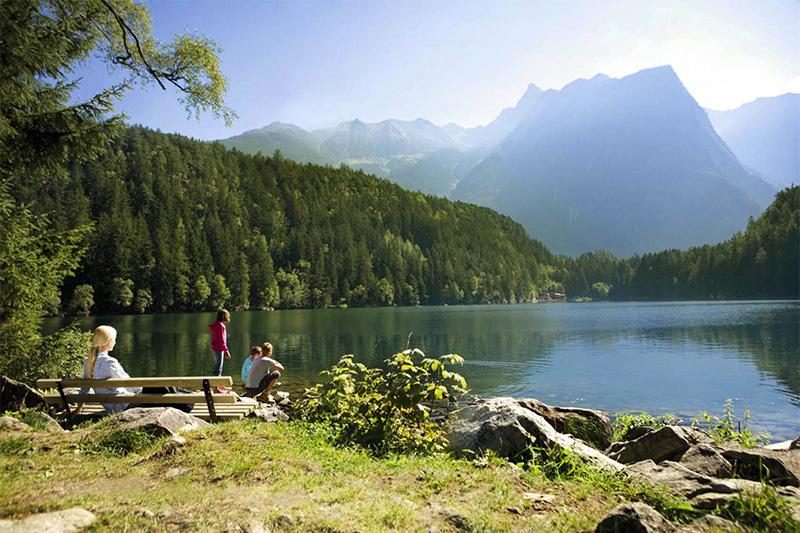 Sommerurlaub im Ötztal