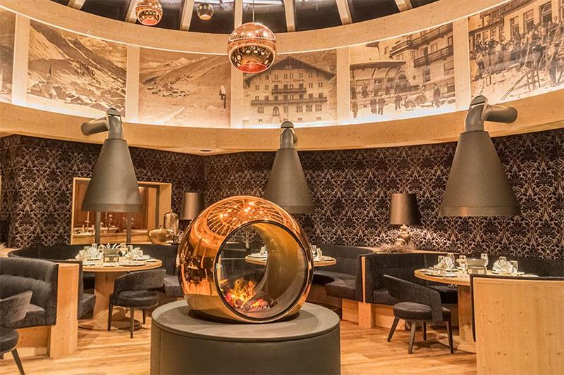 Gourmethotel mit hauseigenen Fondue-Raum