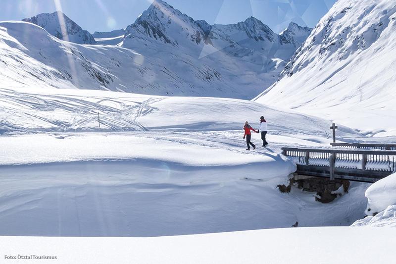 Winterwandern im hintersten Ötztal