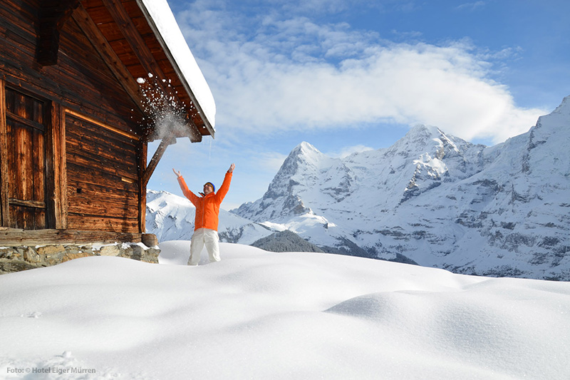 Winterurlaub in Jungfrauregion