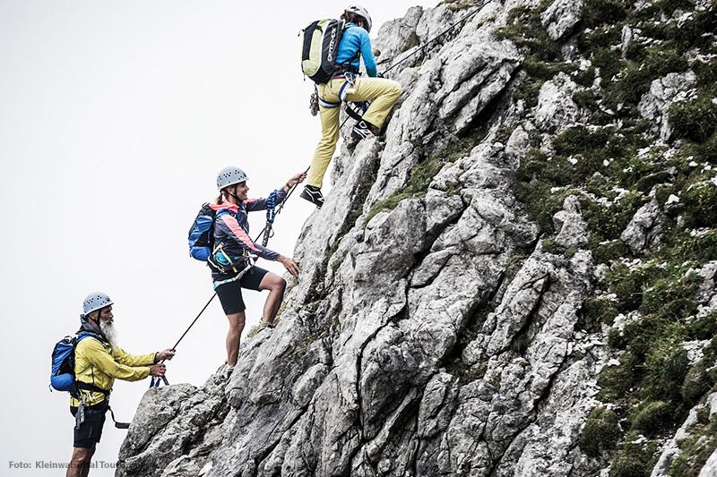 Klettern in Voralberg