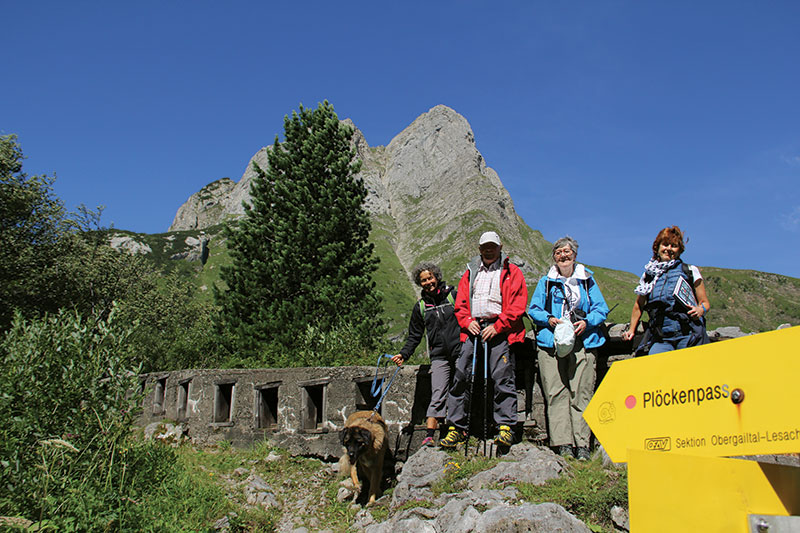 Geführte Wander- und Bergtouren in Kärnten