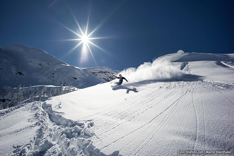 Skifahren am Nassfeld eines der TOP-10 Skigebiete Österreichs
