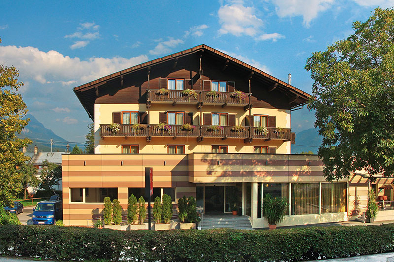 Sommerurlaub im Hotel Erlenhof