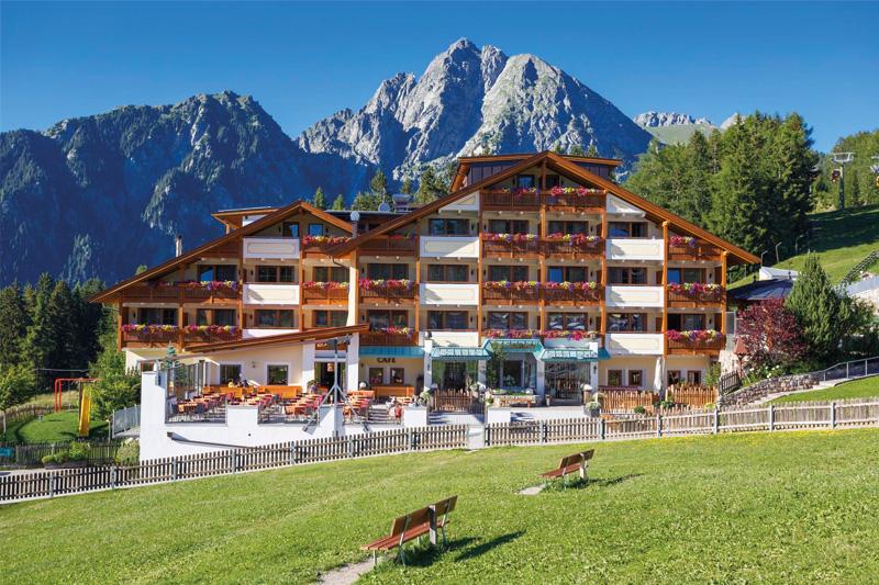 Das Wohlfühlhotel Falzeben in Hafling in Südtirol steht für Gourmet & Wellness