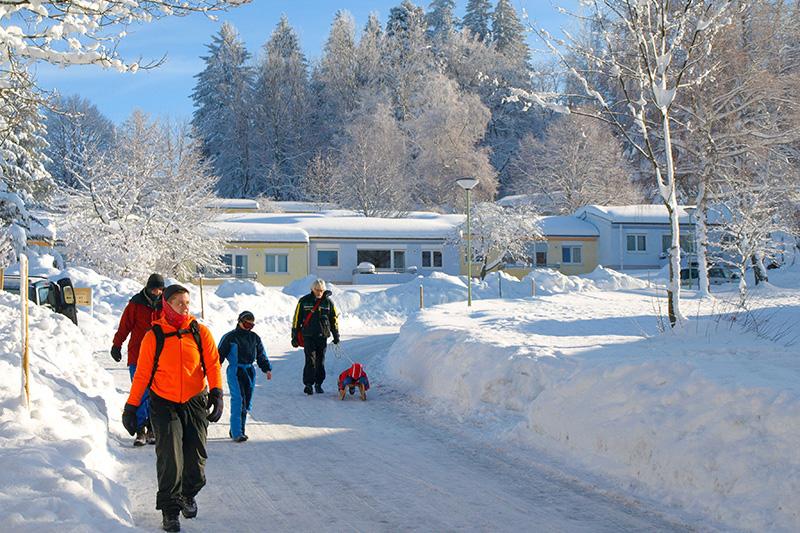 Winterurlaub im Ferienclub Maierhöfen im Allgäu