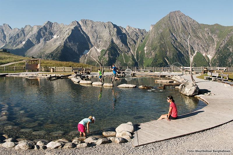 Ahornsee Mayrhofen-Hippach