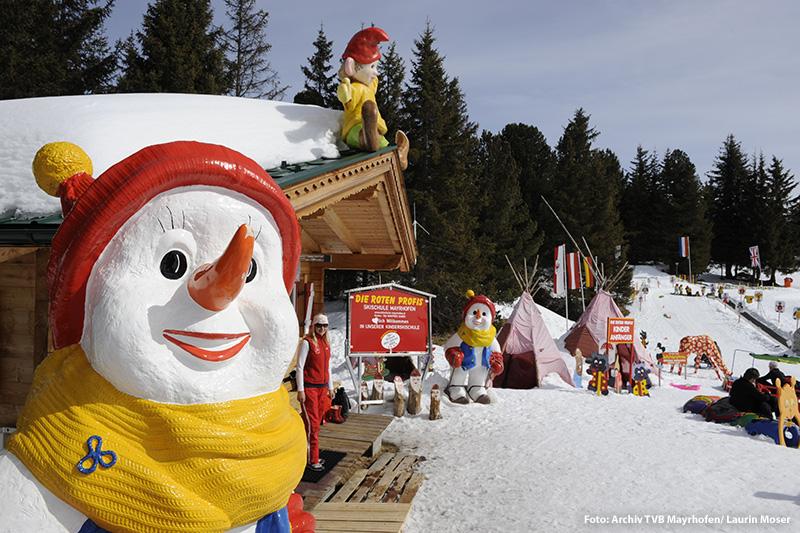 Skischule in Mayrhofen