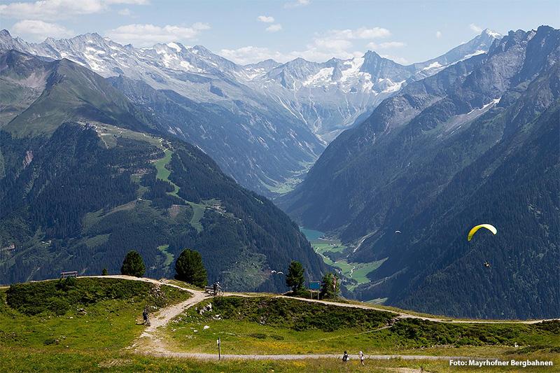 Erlebnisurlaub in der Ferienregion Mayrhofen-Hippach