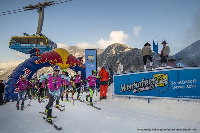 RISE&FALL - Sportevent in Mayrhofen im Zillertal