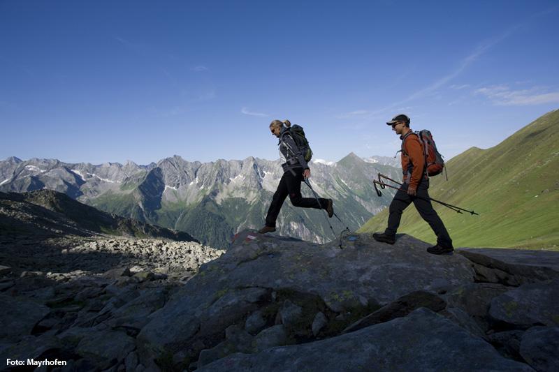 Wandern auf dem Aschaffenburger Höhenweg