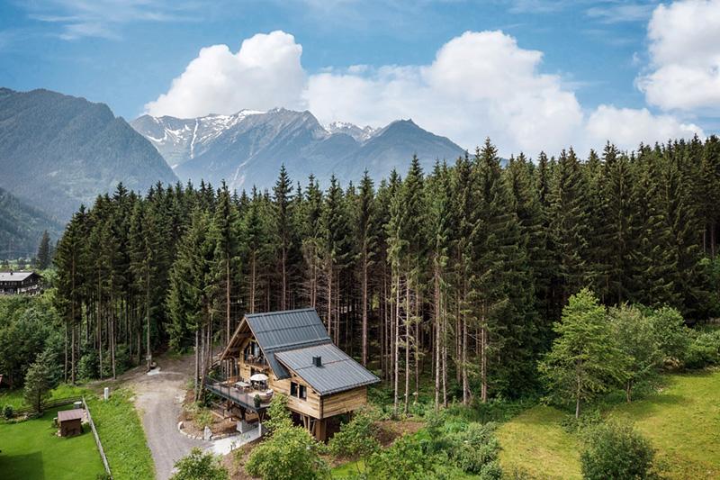 Baumhaus (147 qm) für 2-5  Personen