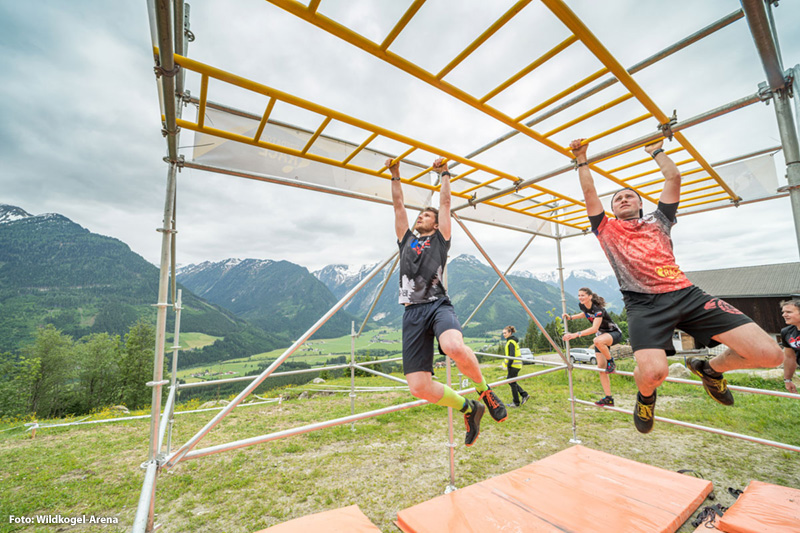 Predator RACE - Das sportliche Highlight in der Wildkogel-Arena