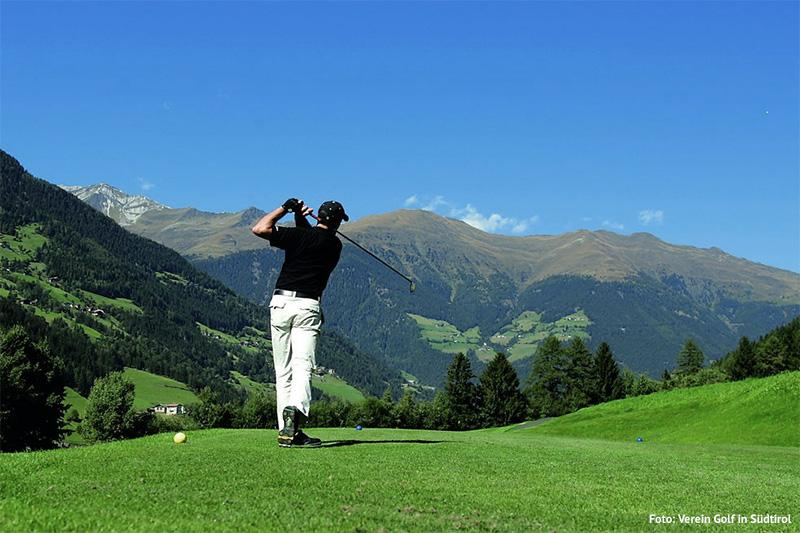Golfclub Passeier in St. Leonhard im Passeiertal