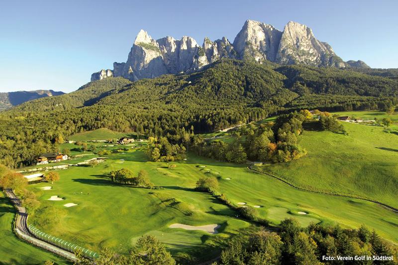 Golfclub St. Vigil in Seis am Schlern