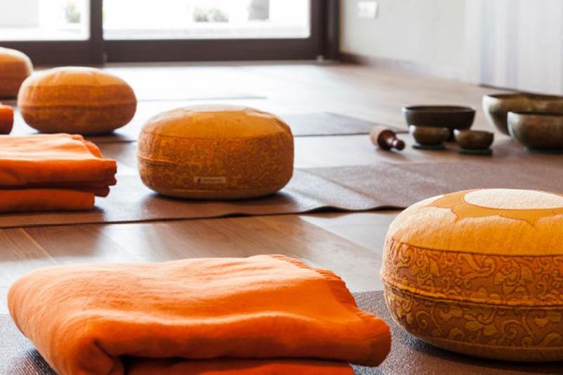 Yoga Urlaub in Südtirol im Giardino Marling