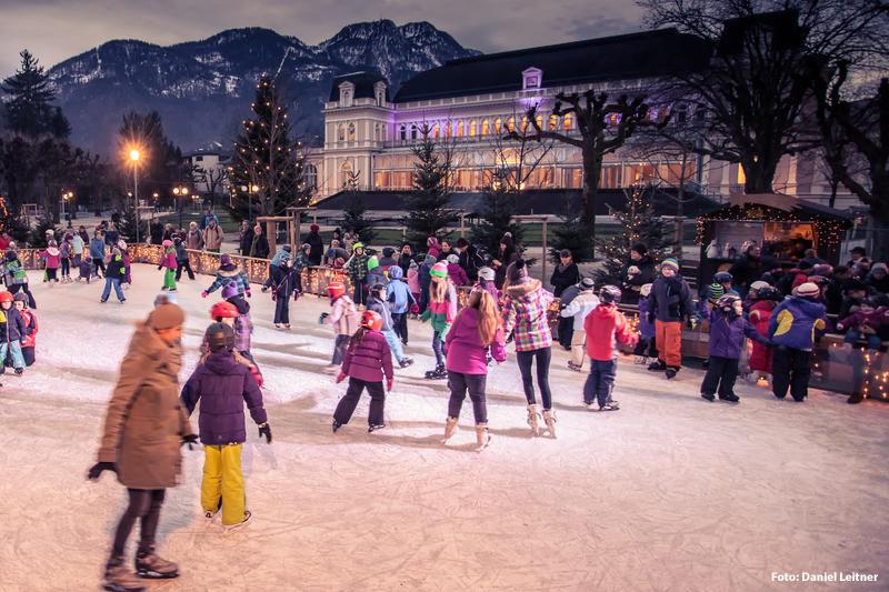 Eislaufplatz Bad Ischl