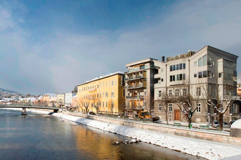 Winterurlaub im Hotel Goldenes Schiff in Ischl