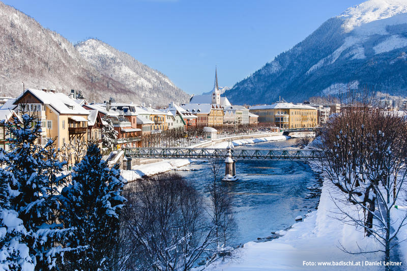 Winterurlaub in der Kulturstadt Bad Ischl