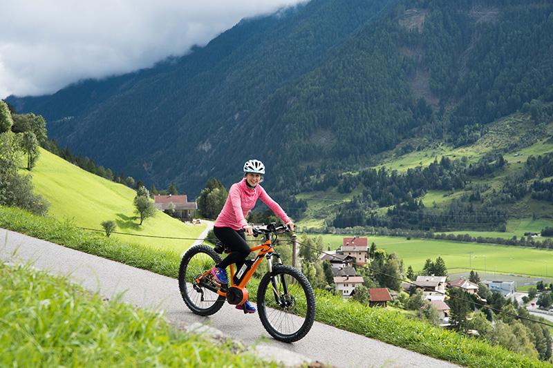 E-Biken in Osttirol