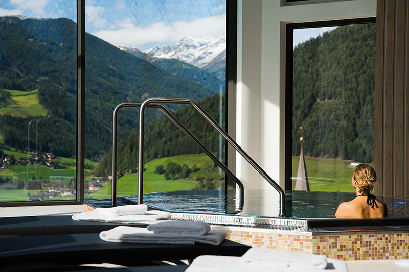 SPA & Wellness mit Aussicht