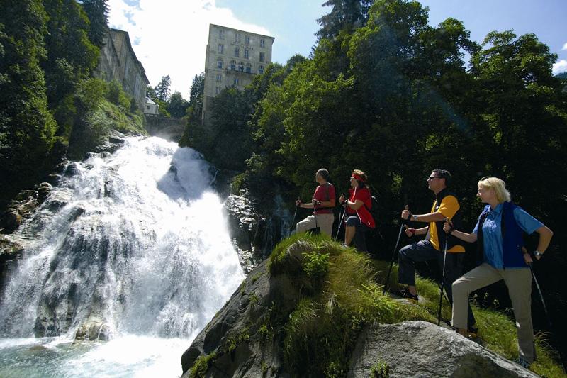 Ausflug nach Bad Gastein