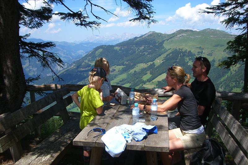 Familienurlaub in Dorfgastein