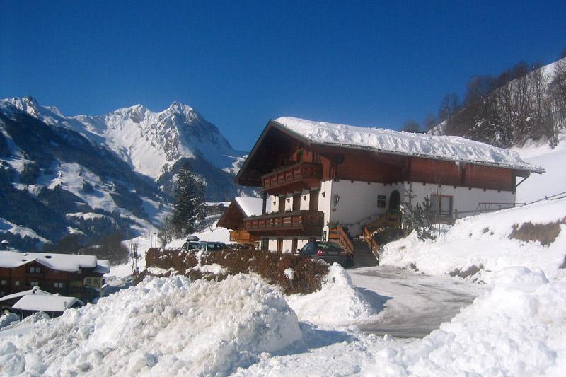 Winterurlaub im 4 Edelweiß Gästehaus Hagenhofer