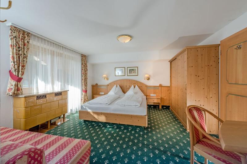Doppelzimmer im Appartementhaus Anneliese