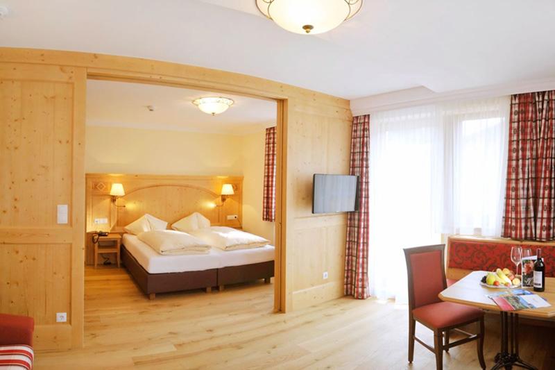 Hotelsuite im Hotel Bischofsmütze